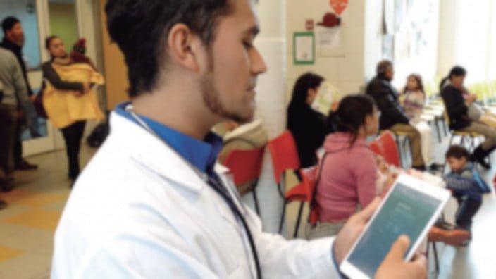 Salud digital - Lo Prado
