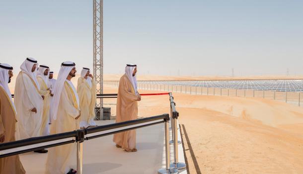 Arabia Saudita - Planta Solar