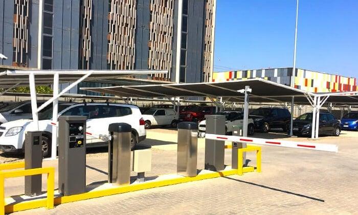 Autopark - estacionamientos Aeropuerto - Santiago, Chile