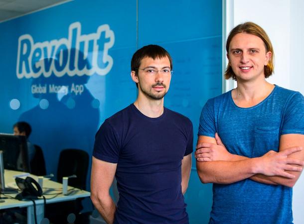 Banco Digital Revoult - cofundadores - Vlad Yatsenko - Nikolay Storonsky