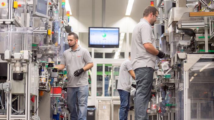 Bosch - IIoT services
