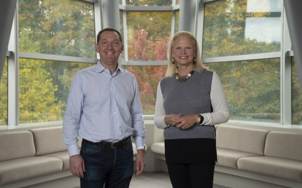 IBM - Ginni Rometty - Red Hat - Jim Whitehurst