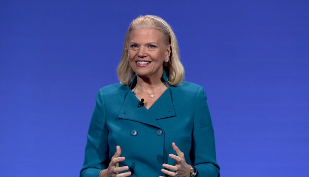 IBM - Ginni Rometty - Red Hat
