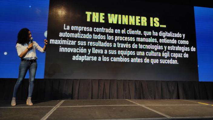 IBM Think 2019 - Hanoi Morillo - empresa ganadora