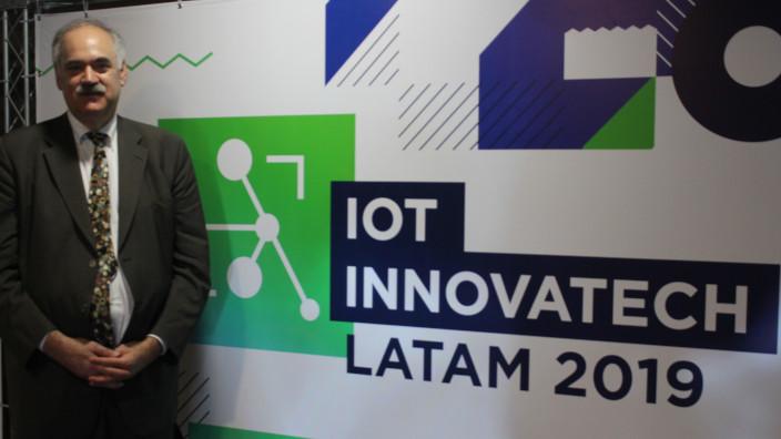 IoT - Innovatech Latam 2019 - Richard Soley