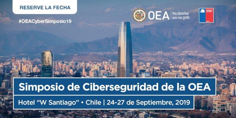 OEA - simposio ciberseguridad 2019