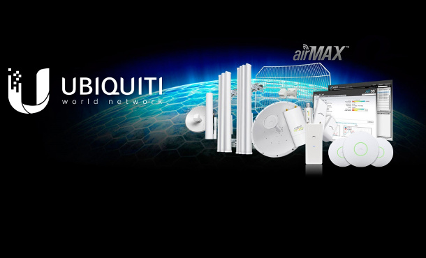 Sistek - Ubiquiti Networks - Wi-Fi