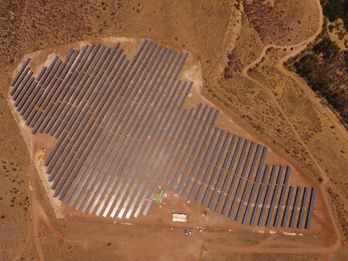 Solek - Planta Fotovoltaica