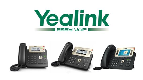 Yealink - T2x - VoIP