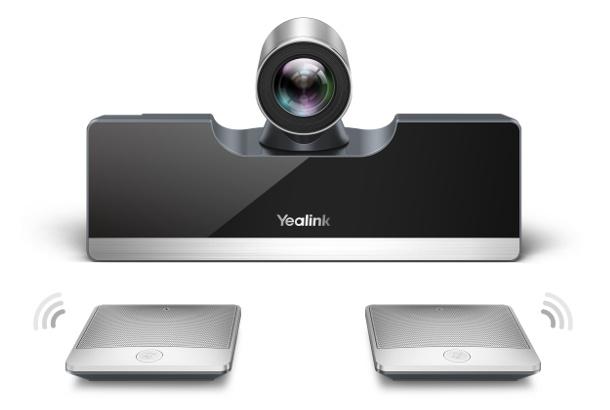Yealink VC500 - Wireless Micpod - Videoconferencias Empresariales
