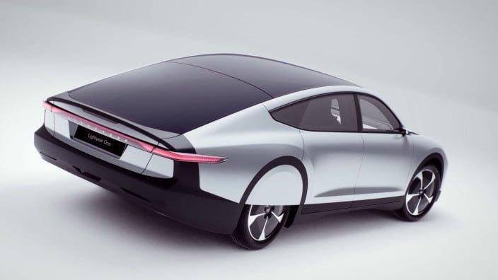 lightyear one - auto solar