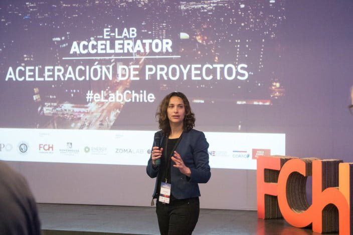 Fundacion Chile - E-lab Accelerator