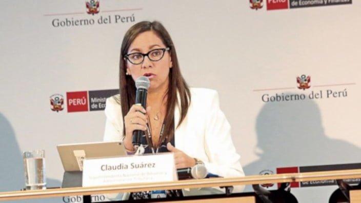 SUNAT - Claudia Suarez - Telefonica Perú