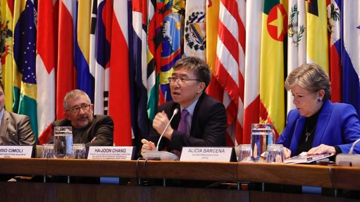CEPAL - Ha-Joon Chang - NNIEO - nuevo nuevo orden economico internacional