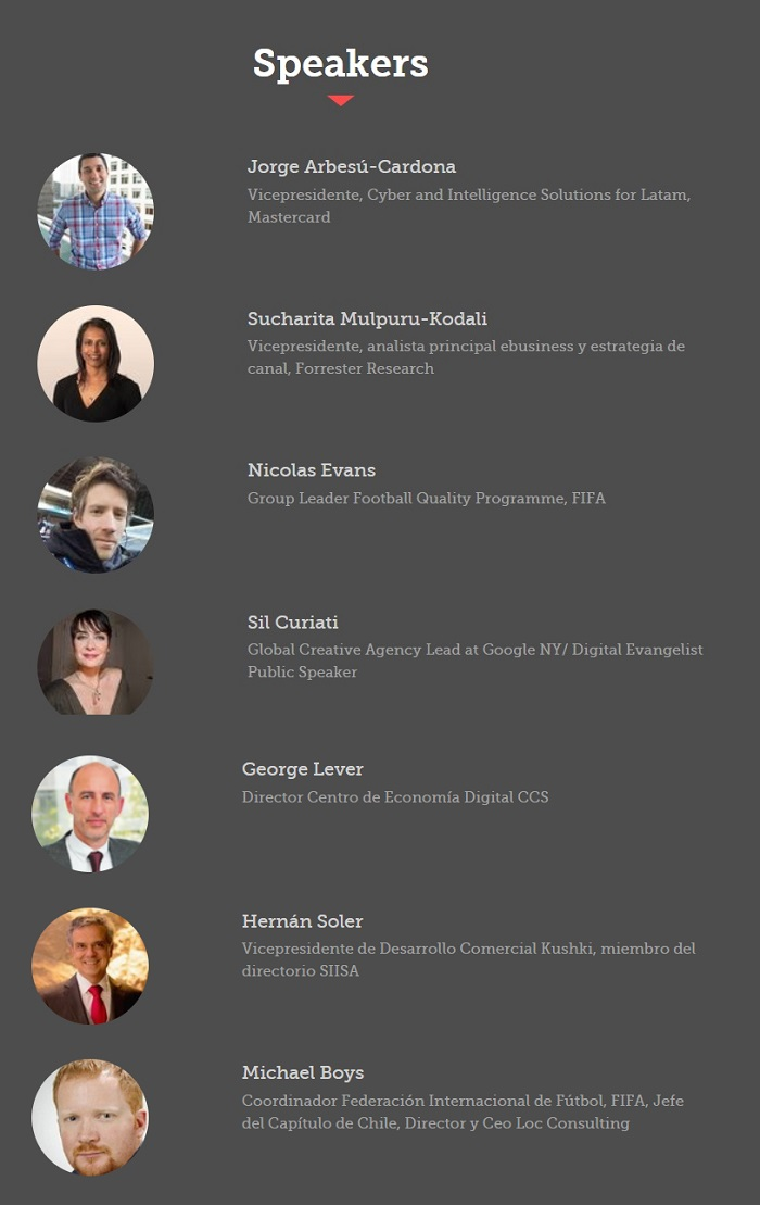 Ecommerce Innovation Summit 2019 - speakers