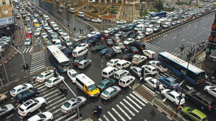 Hackeo - Autos Autonomos - Paralizar - Ciudades