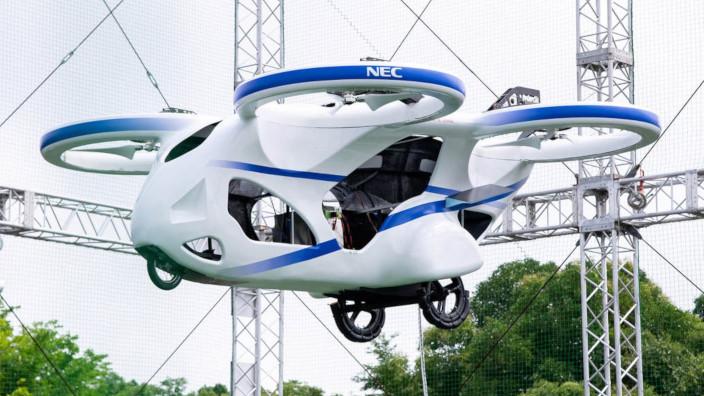 NEC - auto volador