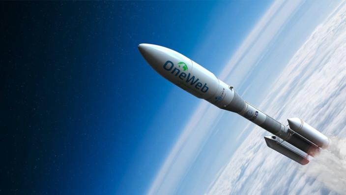 Oneweb satelite baja altura
