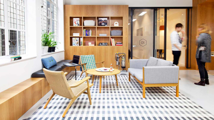 Spaces Santiago - co-working - trabajo flexible