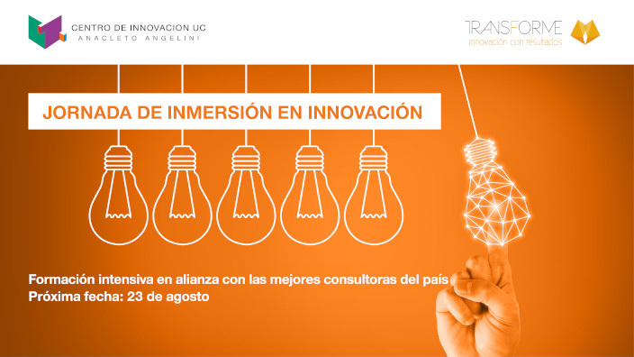 Ready4Startups: Jornada de Inmersión en Centro de Innovación UC