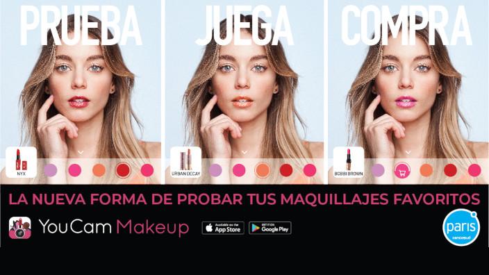 You Cam Makeup - Paris Cencosud