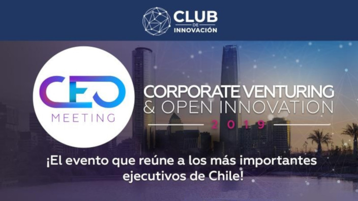 CEO meeting 2019 - Corporate Venturing Open Innovation