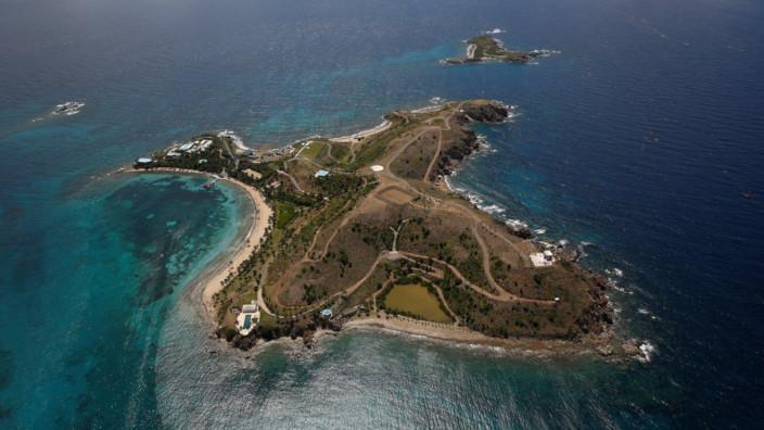 Little St. James, US Virgin Islands