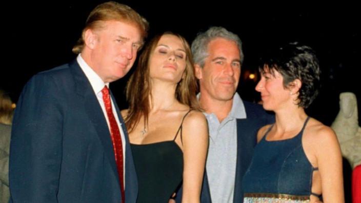 Trump - Knauss - Epstein - Maxwell