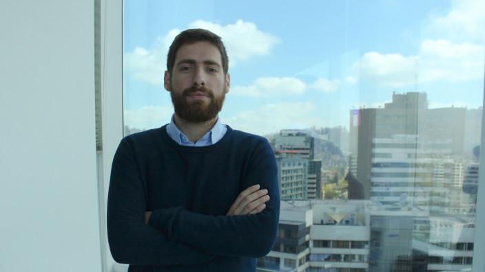 UDD Ventures - Raimundo Gaete