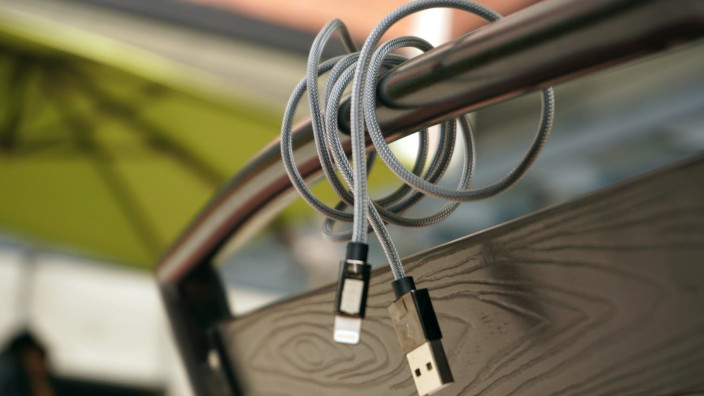 Apple cable Lighting - OMG