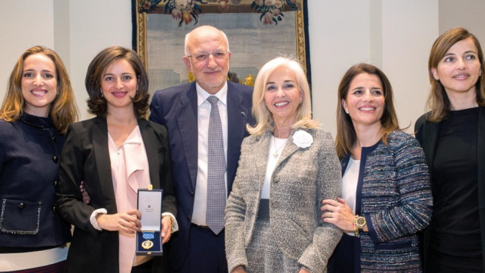 Mercadona - Juan Roig y familia