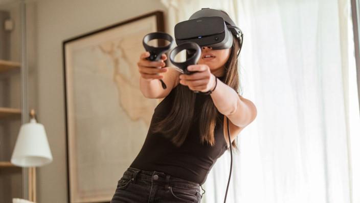 Anteojos Inteligentes - Facebook Oculus Quest VR