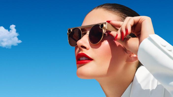 Anteojos Inteligentes - Snap-Spectacles