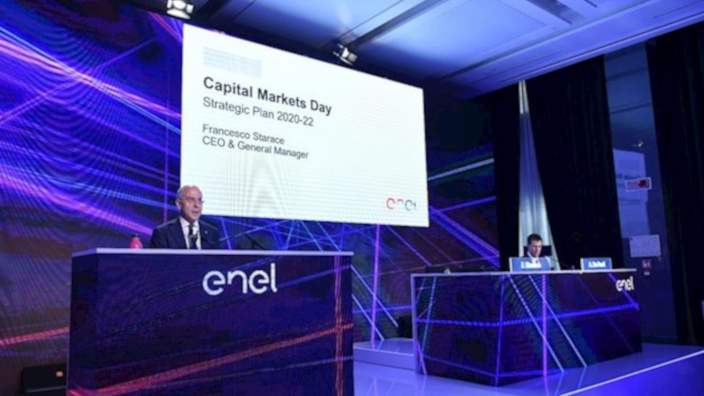 Enel - Capital Markets Day Enel - Francesco Starace