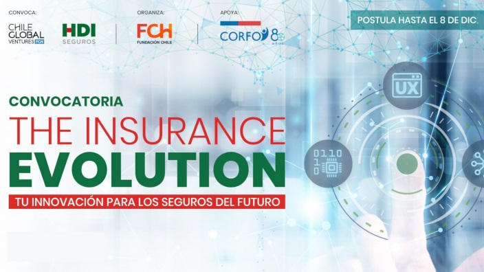 HDI Seguros - Chile Global Ventures - Imagen The Insurance Evolution