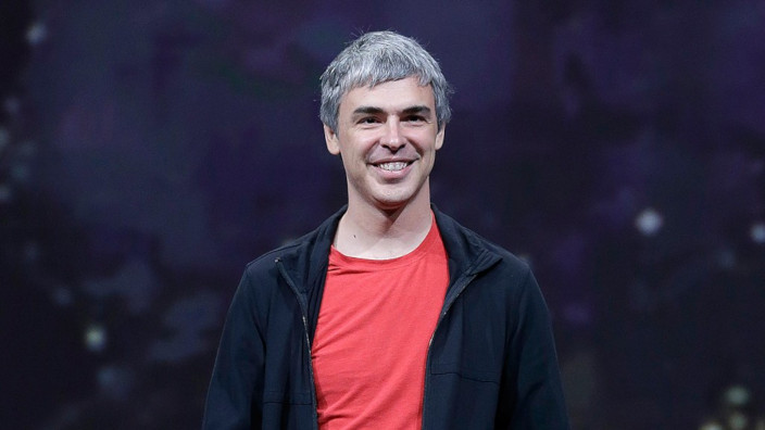 Alphabet - Larry Page