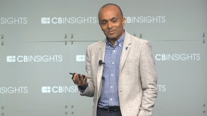 CB Insights - Futuro de Fintech - Anand Sanwal