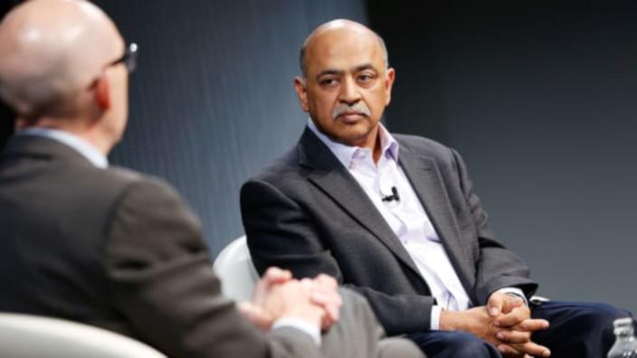 IBM - Arvind Krishna