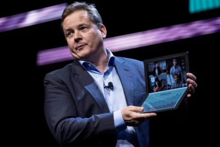 Lenovo ThinkPad X1 Fold - Christian Teismann