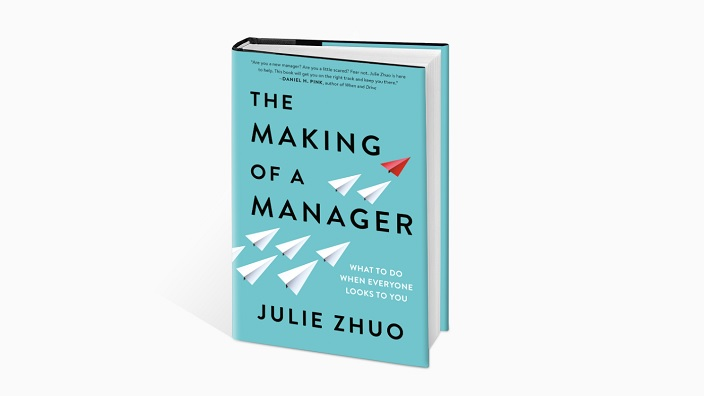 Libro - The making of a manage