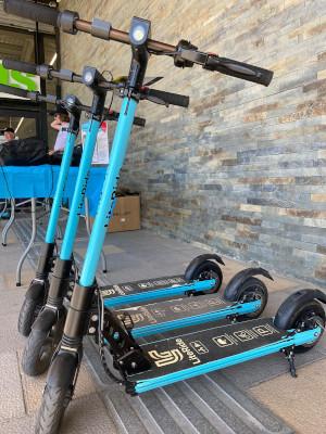 Piedra Roja - Movilidad - scooter