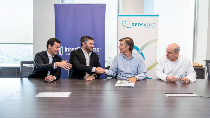 RedSalud - InterSystems - Firma Convernio