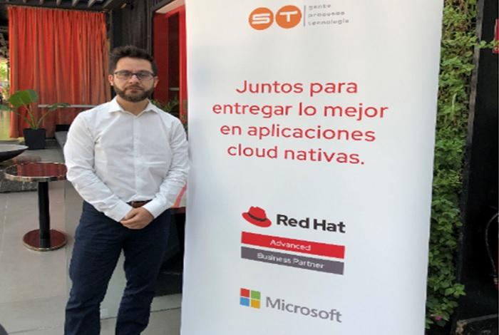 ST - Red Hat - Microsoft - Aplicaciones Cloud Nativas