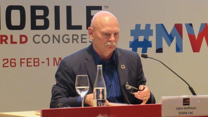 MWC 2020 - GSMA - Chairman - John Hoffman
