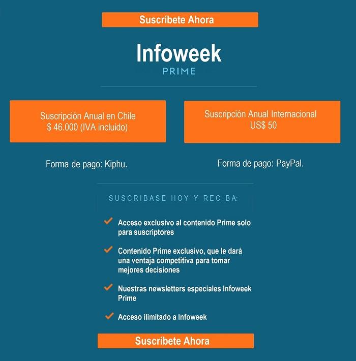 Suscripcion Infoweek