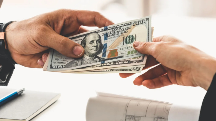 WHO recomienda realizar solo pagos electronicos