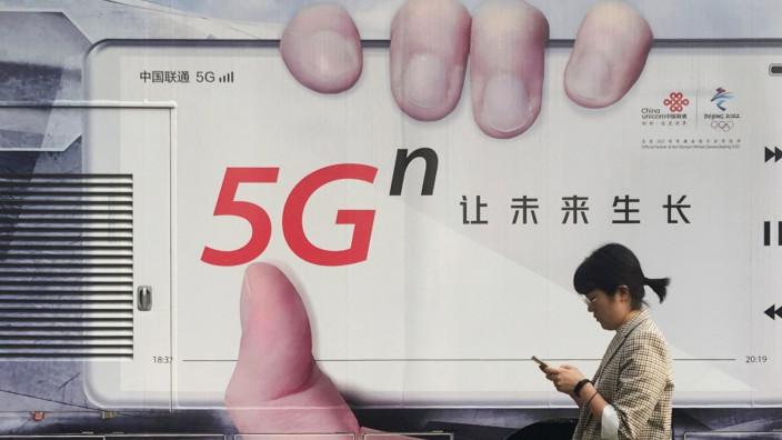 5G - China