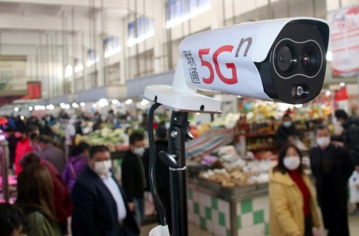 Camara 5G - China