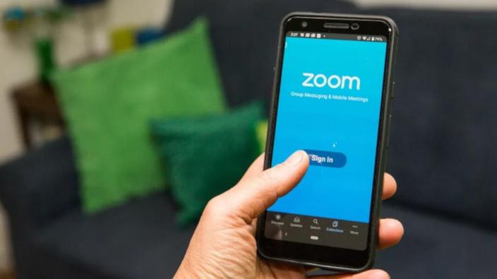 Zoom - privacidad