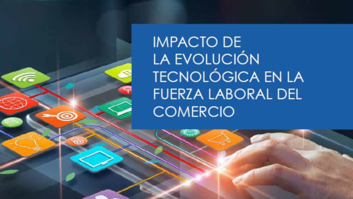 CNC y Fundación Chile lanzan estudio sobre el impacto de la tecnología en la fuerza laboral del comercio